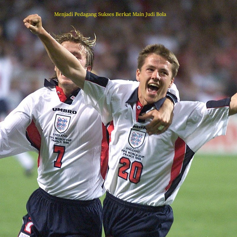 Menjadi Pedagang Sukses Berkat Main Judi Bola